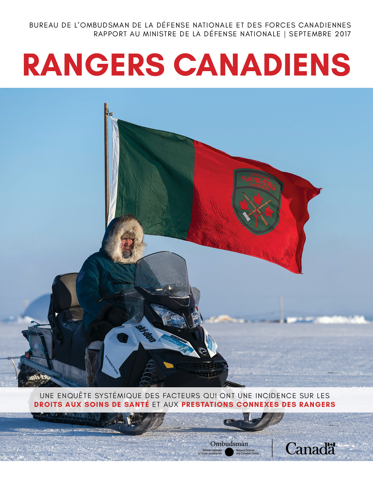 Rangers Report Cover
